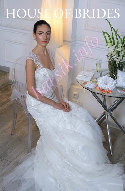 Свадебное платье 740836418