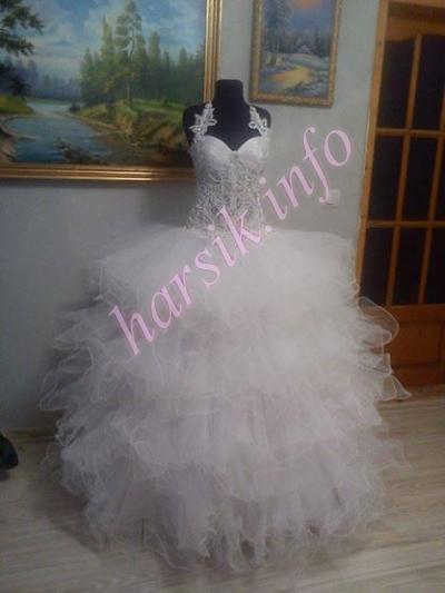 Свадебное платье 383399724