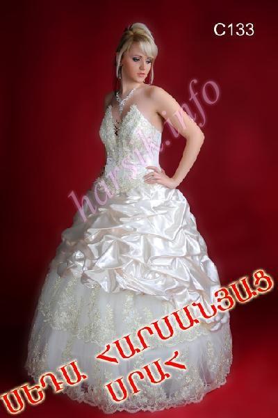 Свадебное платье 617855298