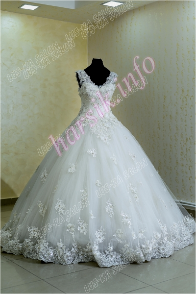 Salon Wedding Dress LUS-KA Wedding dress 138879516 page 1