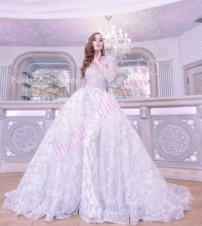 Wedding dresses NinaSarkisyants Свадебные платья NinaSarkisyants Հարսանյաց զգեստներ NinaSarkisyants