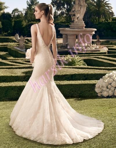 Casablanca Bridal 2165| Fall 2014 Collection