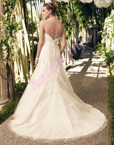 Casablanca Bridal style 2168 | Fall 2014 Collection
