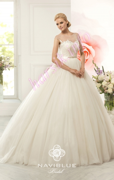 NaviBlue Bridal 14096 2015 Collection