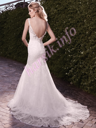 Casablanca Bridal style 2135 | Fall 2013 Collection