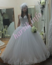 Wedding dress 504345335