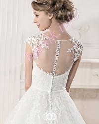 NaviBlue Bridal 13035-Bac
