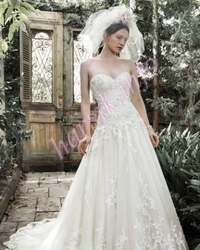 Wedding dress 340617247