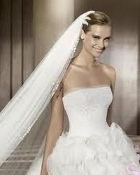 Wedding dress 444063905