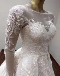 Wedding dress 796836016