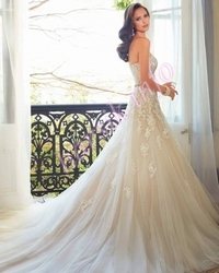 Свадебное платье 555392174