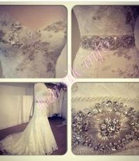 Wedding dress 605546772