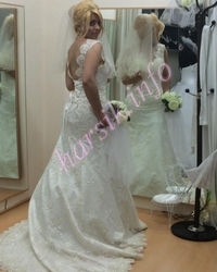 Wedding dress 254265508