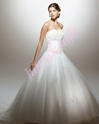 Wedding dress 255880348