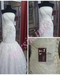 Wedding dress 345572416
