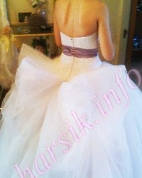 Wedding dress 287736881