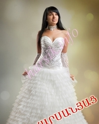 Wedding dress 756834304