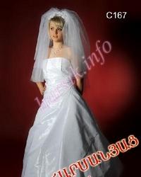 Свадебное платье 154280913