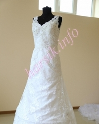 Wedding dress 118177094