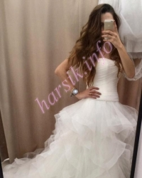 Wedding dress 352111223