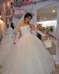 Свадебное платье 485580840