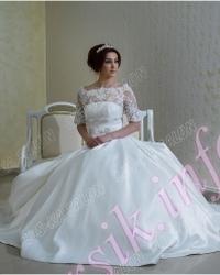 Свадебное платье 375713656