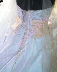 Wedding dress 166349373