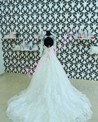 Wedding dress 424257383