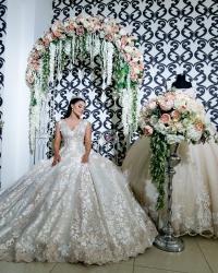 Wedding dress 460310778