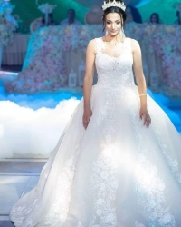 Wedding dress 438120963
