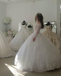 Wedding dress 52112990
