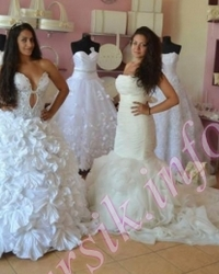 Wedding dress 676411751