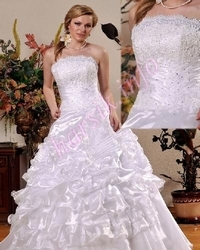 Wedding dress 809524341