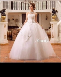 Wedding dress 684843466