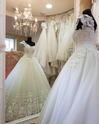 Wedding dress 596631323