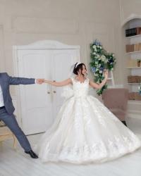 Свадебное платье 358245584