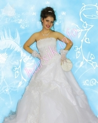Wedding dress 670394011