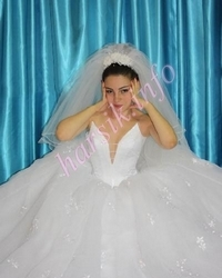 Wedding dress 584507120