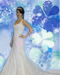 Wedding dress 303693893