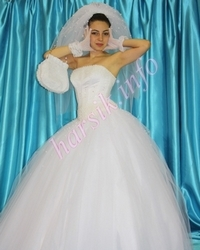 Wedding dress 303742359