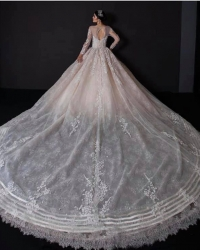 Wedding dress 160540694