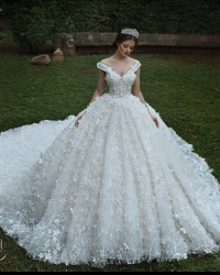 Wedding dress 540892789