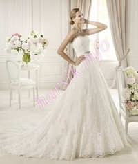 Wedding dress 598909404